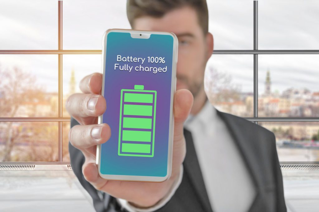 fully-charged-battery